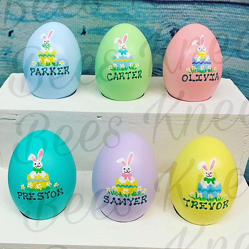 Collectible Hand painted  Easter Eggs