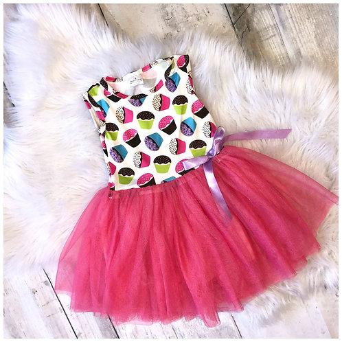 Cupcake Tutu Twirl Dress by Pete & Lucy