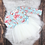 Thumbnail: Light Blue Floral Tulle Dress Pete & Lucy