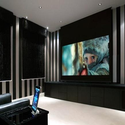 أنظمة السينما الذكية