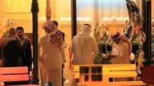 Post oases company in Saudi Build 2014 مشاركة شركة الواحات في معرض البناء السعودي 2014 م