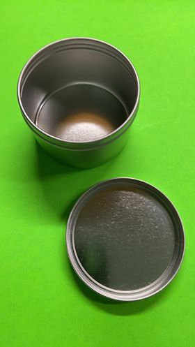 4 oz candle tins