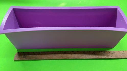 Rectangular Loaf soap mold
