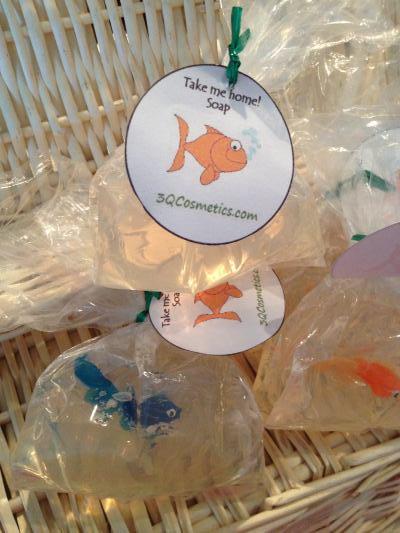 Take Me Home Soap (Fish in Bag)
