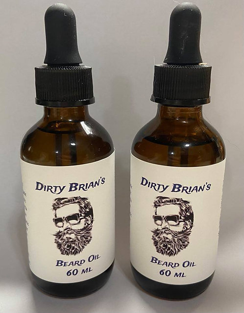 Dirty Brian's Beard & Mustache Oil