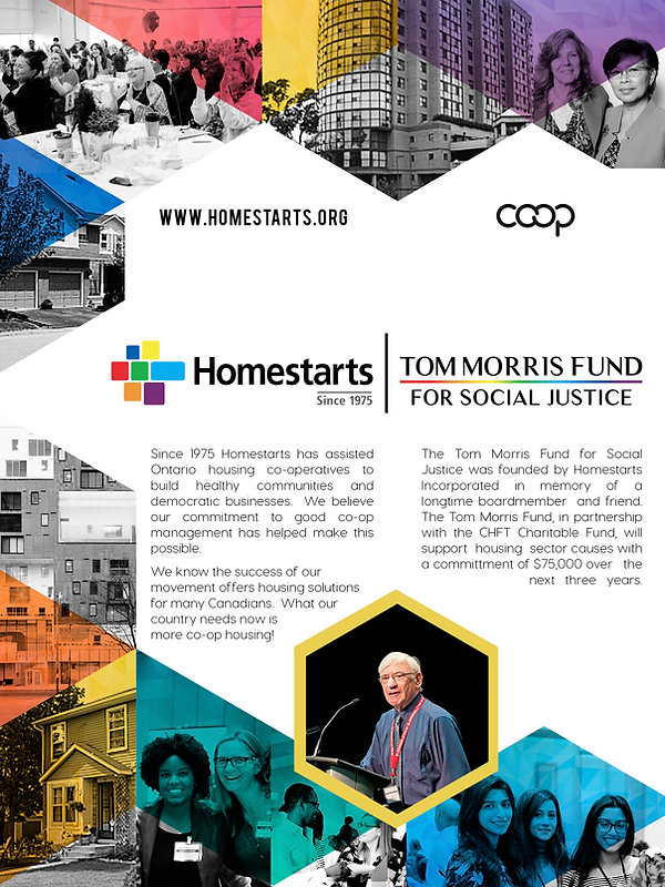 Tim Morris Fund For Social Justice.