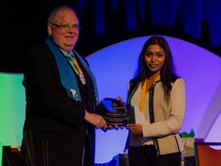 Tamil Co-operative Awarded CHF Canada's Co-operative Achievement Award