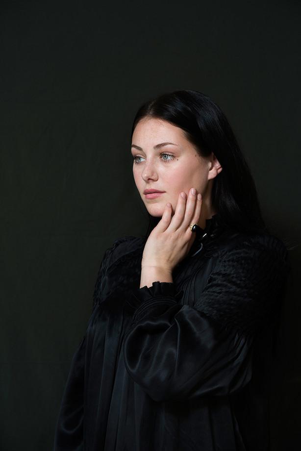 Lucelle, Fine Art Portrait photography