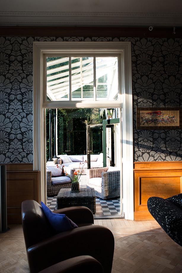 "Interior ""Villa de Berg"""