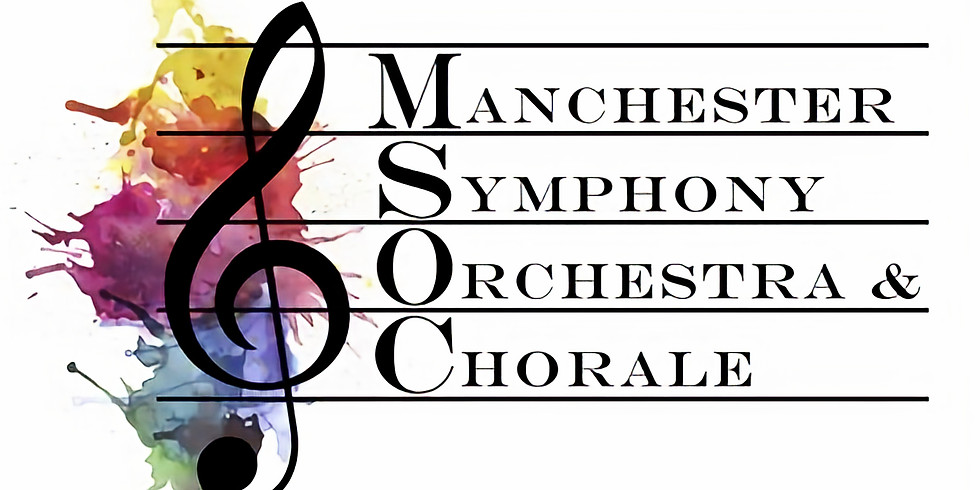 Free Concert in Center Park:  Manchester Symphony Orchestra