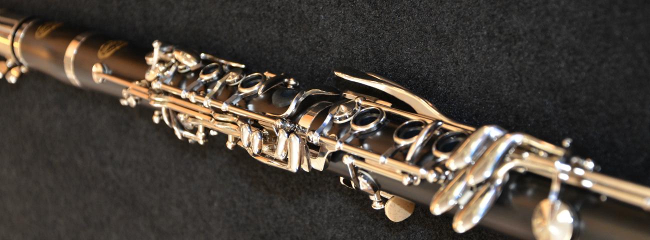 Assembled Clarinet