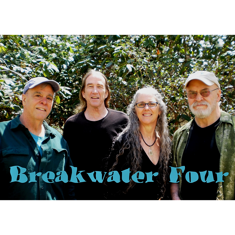 Free Concert in Center Park: Breakwater Four