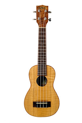 Kala Spalted Maple Ukulele