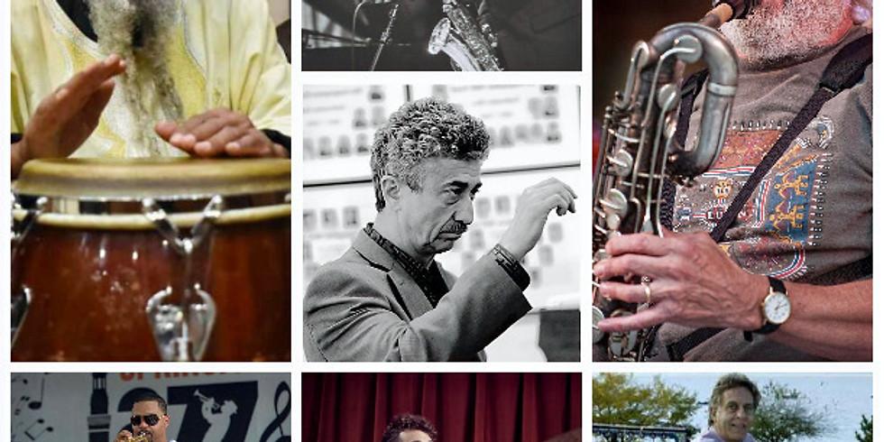 Free Concert in Center Park: Paul Fuller's Jazz Septet August 13
