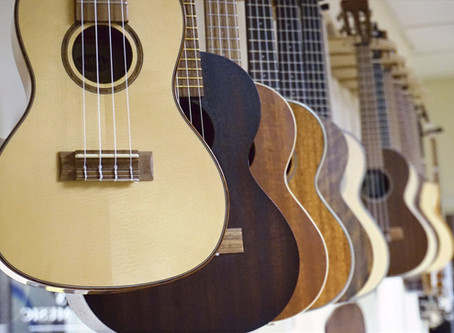 How Uke Can Learn the Differences In Common Ukulele Sizes