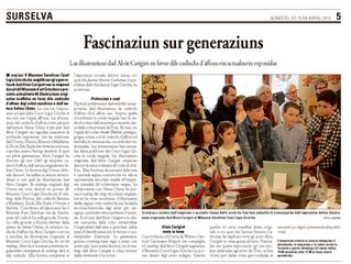 Fascinaziun sur generaziuns