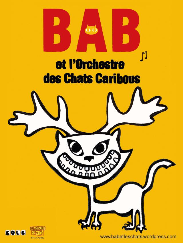 BAB et l'Orchestre des chats