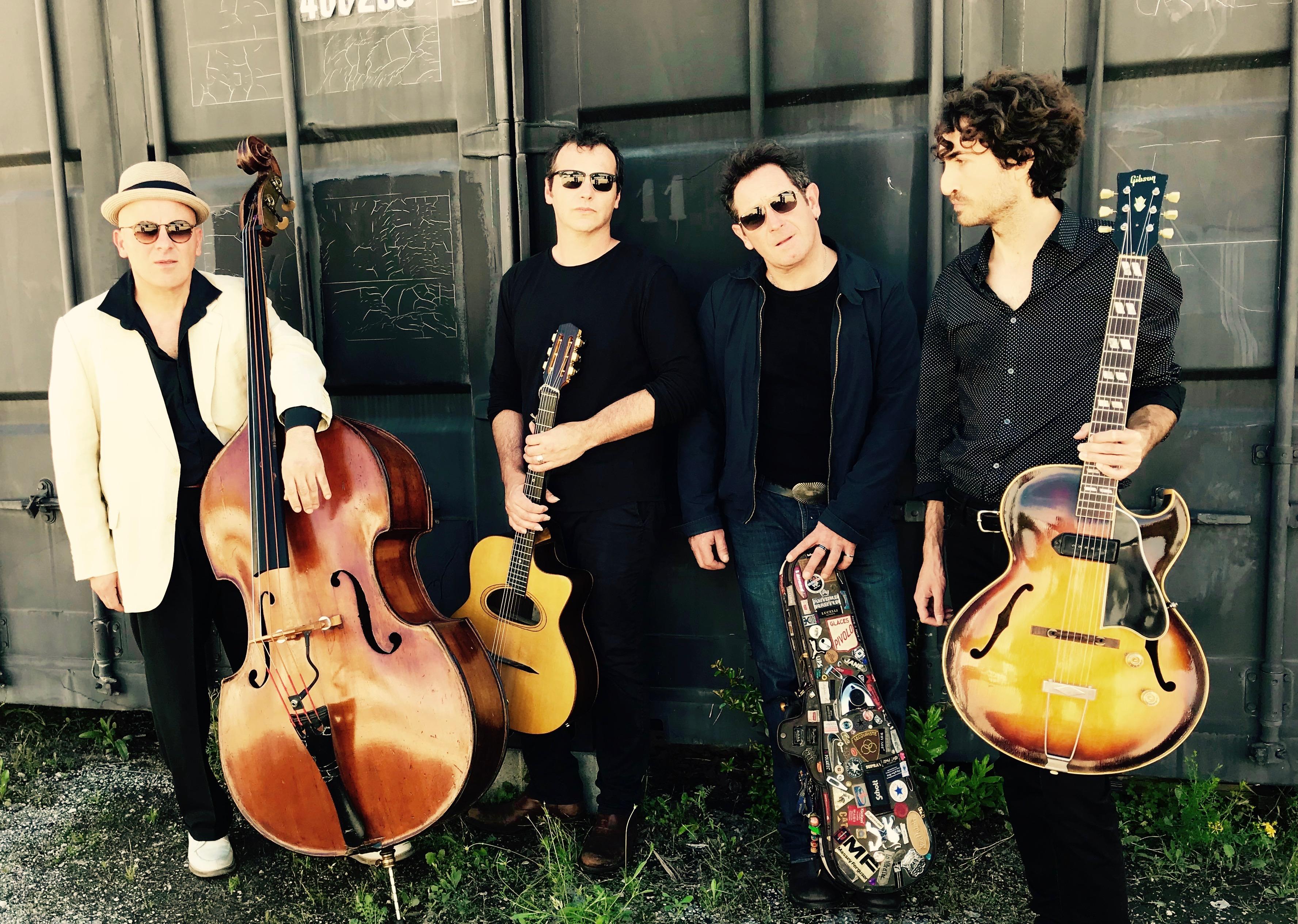 Swin Guys Quartet