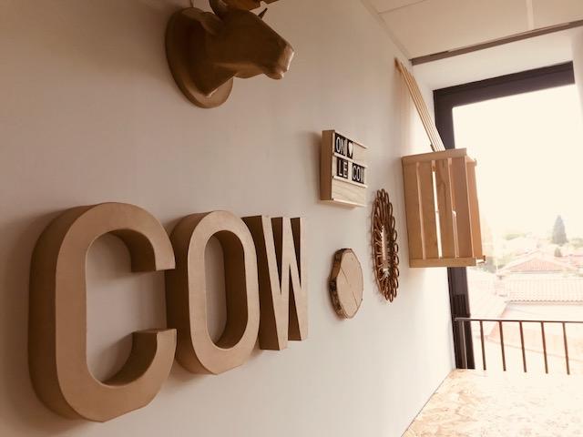 Vue du Cow