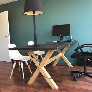 Un bureau elegants