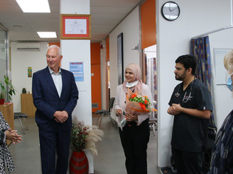 Handing an Otahuhu clinic back to the community
