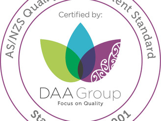 AH+ Receive ISO Accreditation- Once again!
