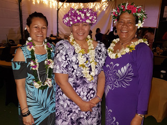 AH+ take part in the South Pacific Nurses Forum 2018