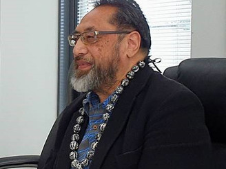 Welcoming new Board member Luamanu Lou Maea Tuu'u