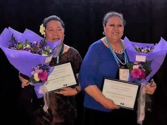 Double congratulations in order as NZNO National Awards are announced!