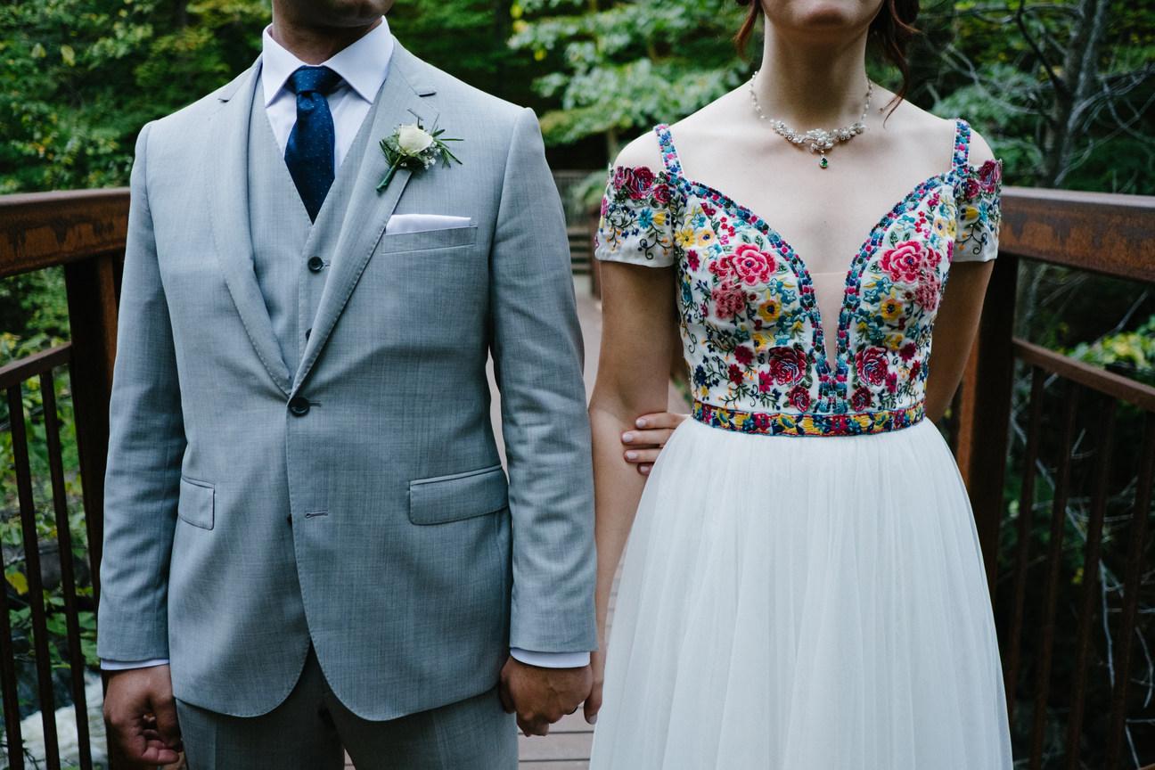 Camp Fortune wedding photographer