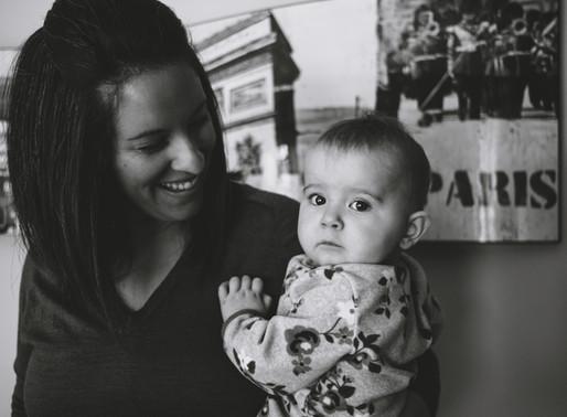 Documenting Maternity Leave | Ottawa Gatineau Family Film + Photos