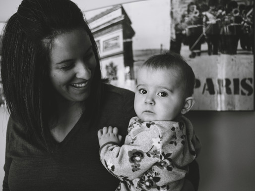 Documenting Maternity Leave | Ottawa Gatineau Family Film + Photos