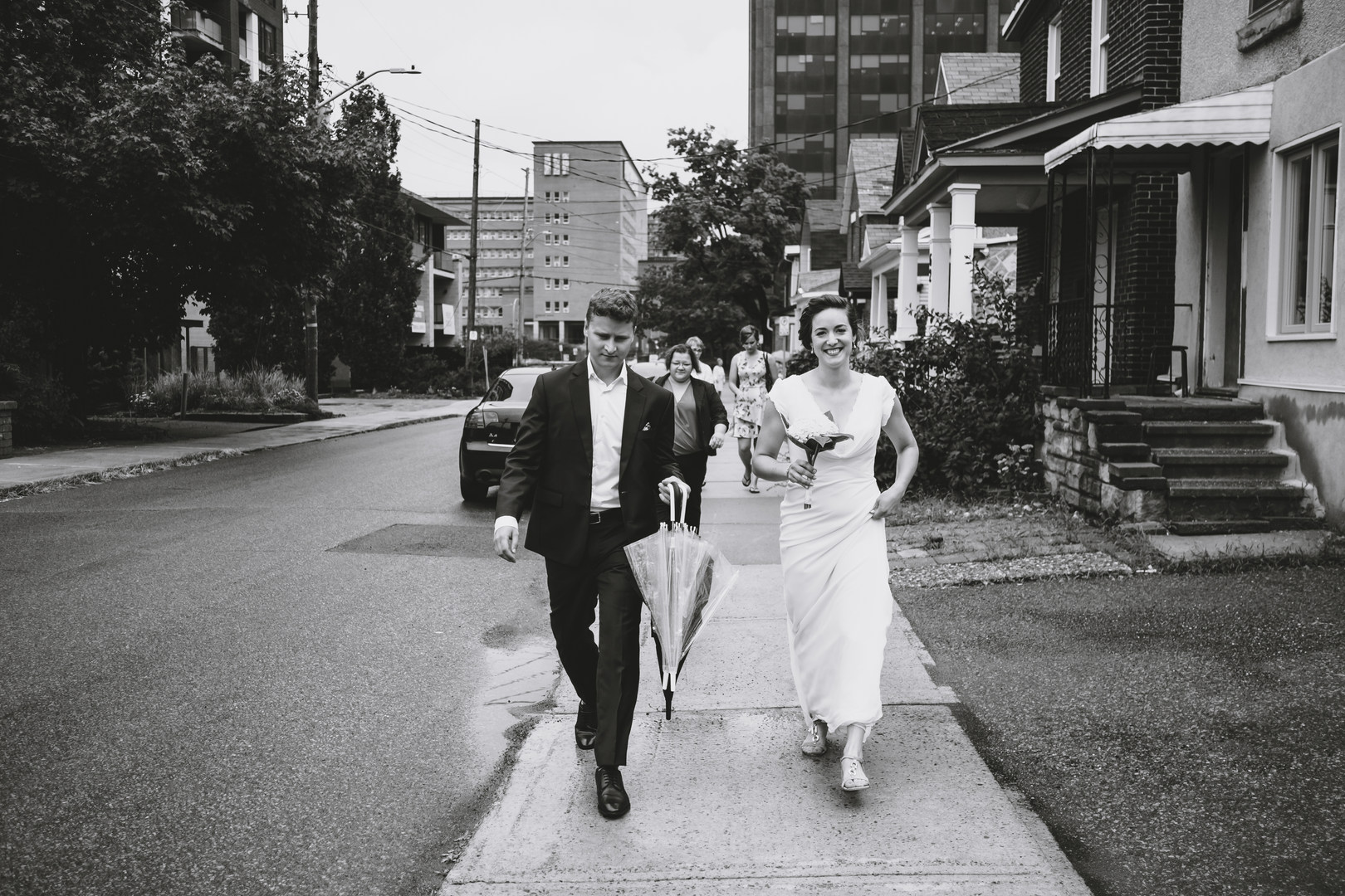 Ottawa little Italy wedding photographer