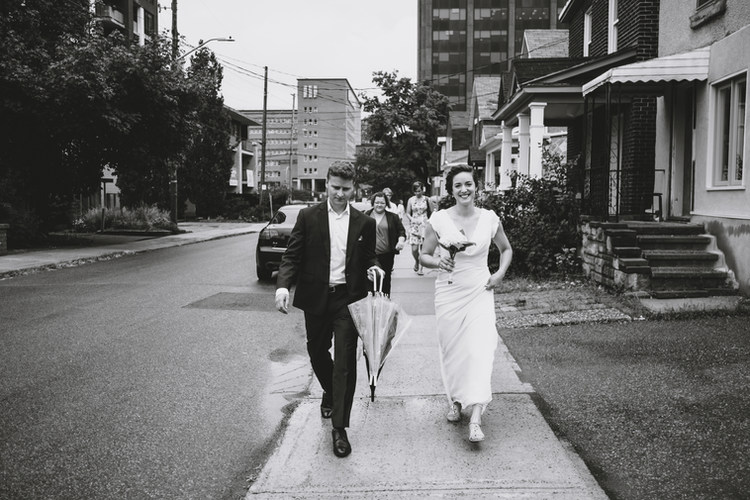 Ottawa little Italy wedding photographer