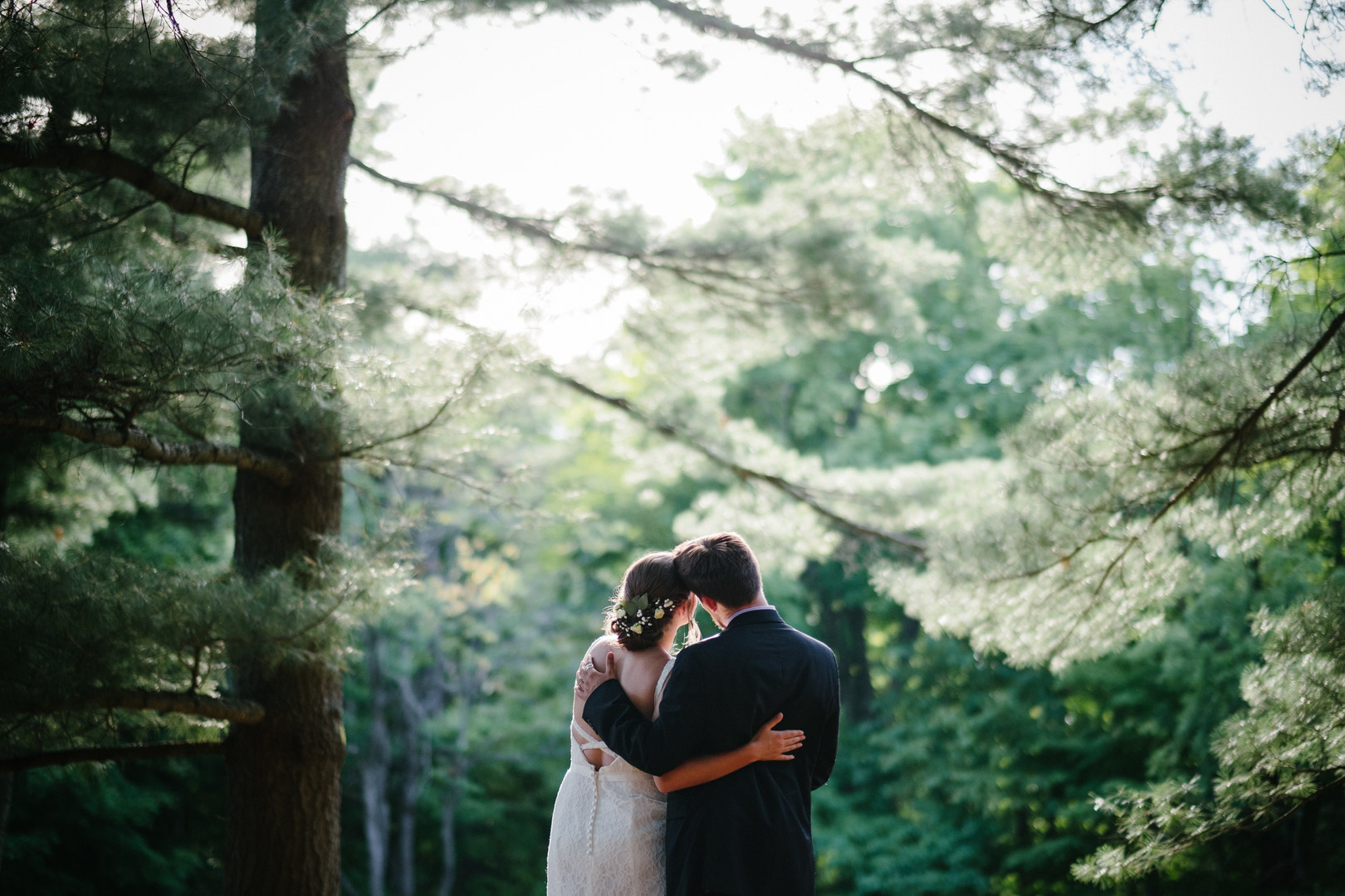 Gatineau park wedding photographer
