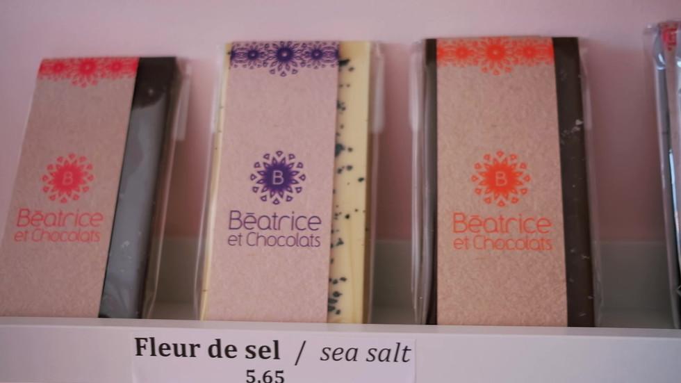 Behind the scenes business film for local chocolatier in Aylmer Quebec: Béatrice et chocolats