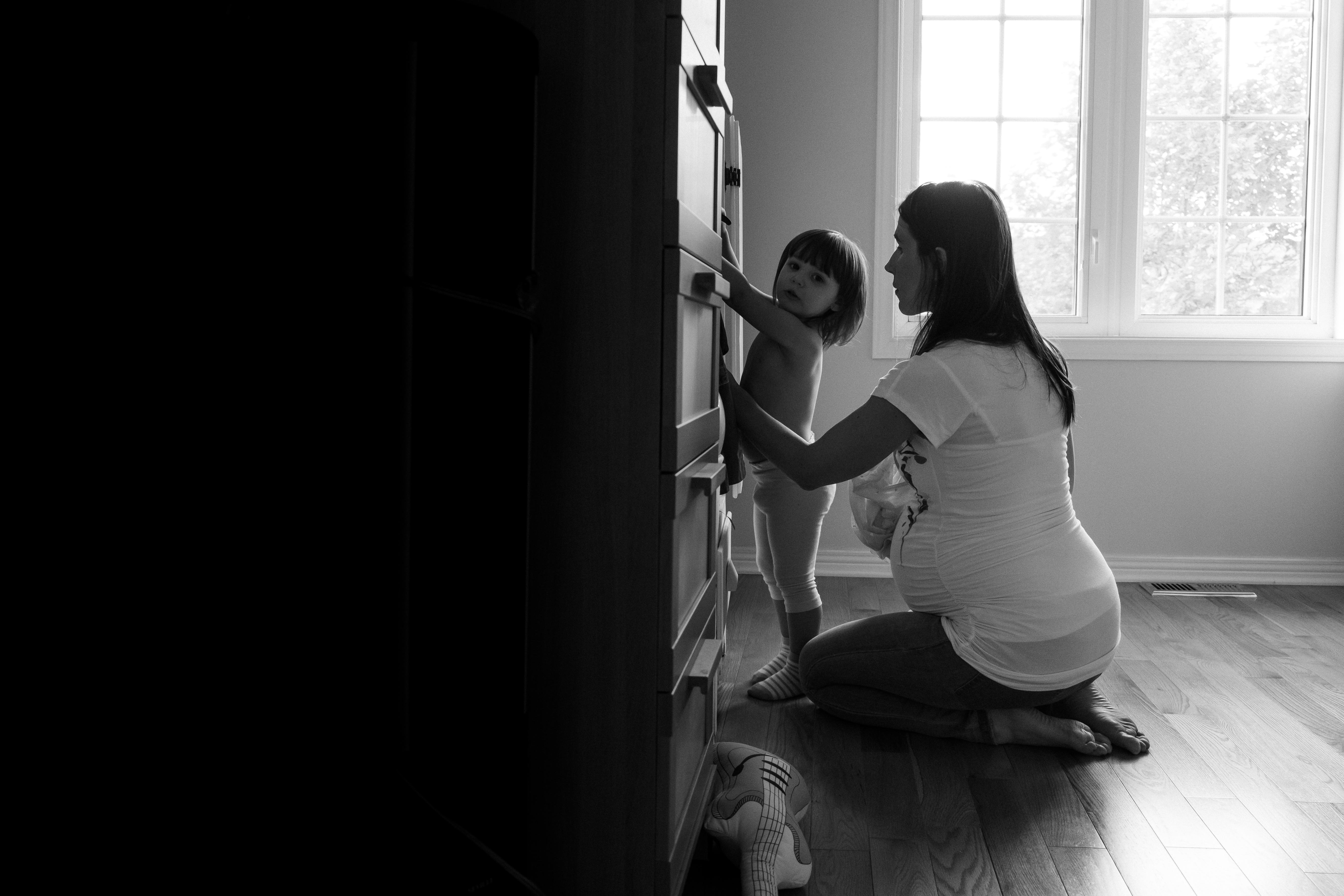 Ottawa gatineau maternity photo