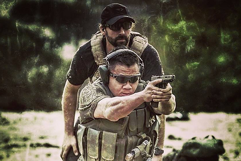 1 Day Navy SEAL Private Firearms and Tactical Training Gift Voucher