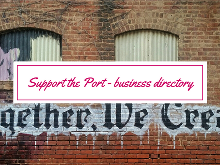 Support the Port - business directory
