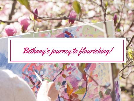 Bethany's journey to flourishing