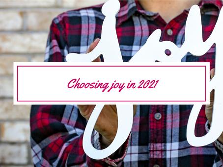 2021 - our joyful year?