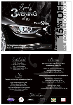 BMW of Honolulu - Special Event