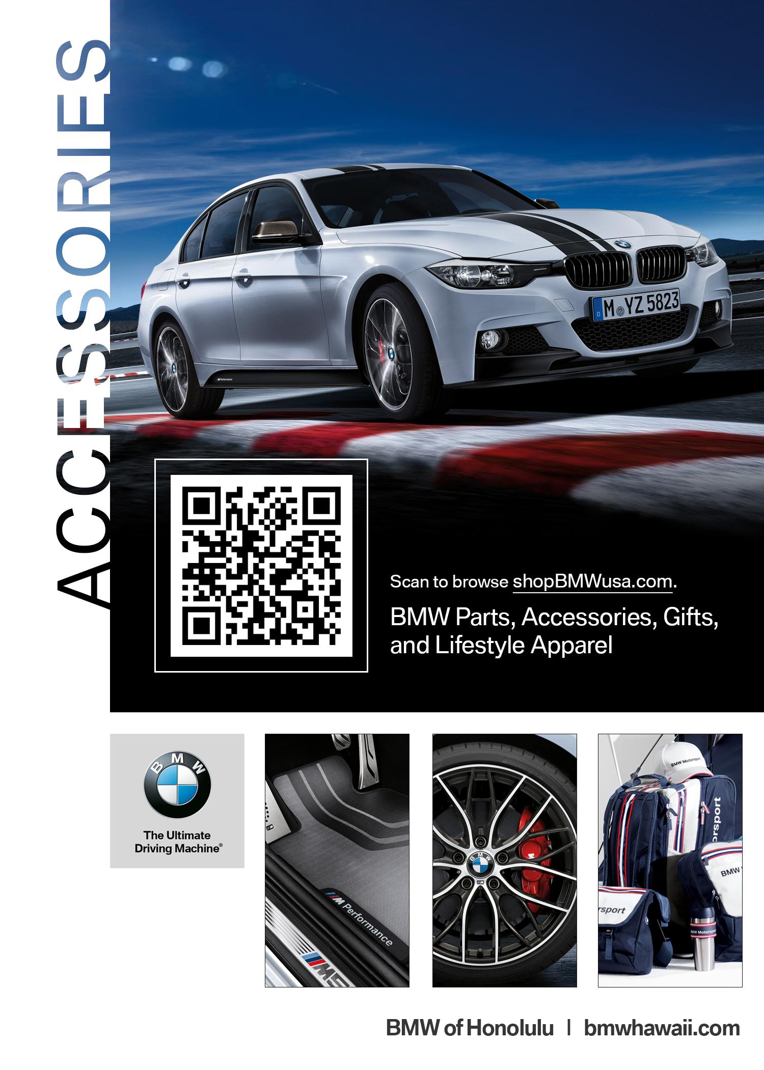 BMW of Honolulu - Showroom display