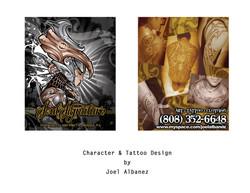 Soul Signature Tattoo - Flyer