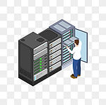 pngtree-data-center-with-man-hosting-ser