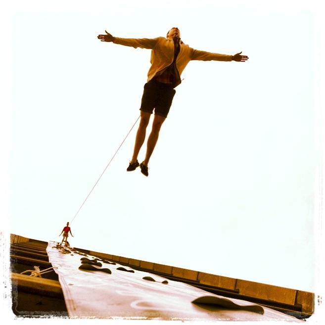 Vertical Runway Show