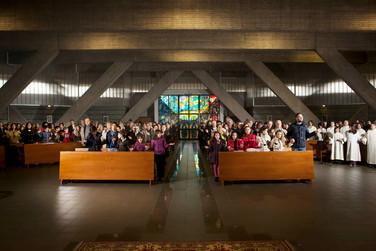 Maria Santissima Immacolata's Church, Potenza, Sunday 11:50 am.