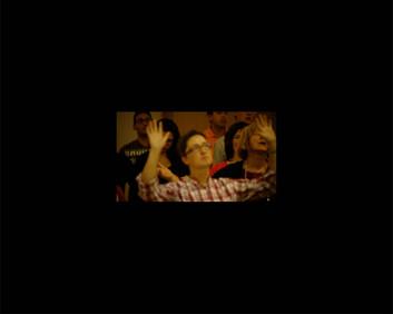 Still from video.
