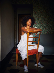 """Antonella Bundu, fifty years old and, sister of the known boxer Leonard; is a civil rights activist as well as having been a mayoral candidate for the city of Florence in the May 2019 elections. Antonella was born in Florence, after her father had moved there,  from Sierra Leon, to study architecture and ultimately meet a local Italian women that would become his wife and the mother of his children. As a child Antonella lives between Italy, Sierra Leon and, Liverpool. In the latter,  she settles for a few years and develops her passion for political activism. Then in 1989, she returns to Florence and studies to become an interpreter meanwhile dedicating her-self to activism. When asked to describe her-self Antonella answers: """"I am a Florentine liberal black woman."""""""