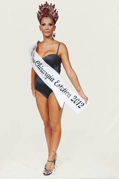 Beauty contest, Miss Chirurgia Estetica 2012, Riccione, the winner.